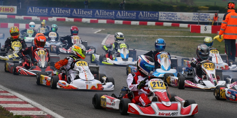 A lot of candidates to the final win of the 30th Andrea Margutti Trophy in Lonato