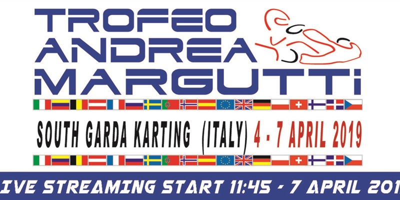 Livestreaming of the 30th Andrea Margutti Trophy in Lonato