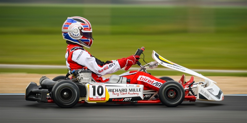 Birel ART - European preparation at Angerville
