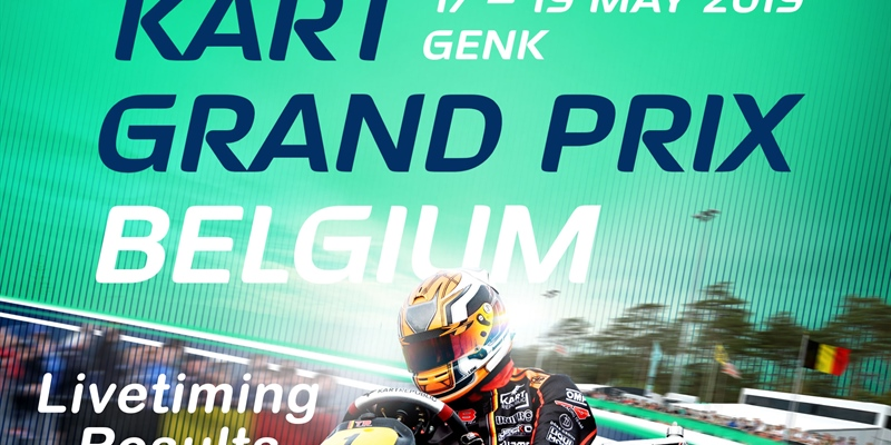 Live timing: FIA Karting OK and OK-Junior European Championships in Genk