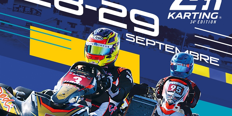 24 Hours Karting 2019 Innovations and continuity