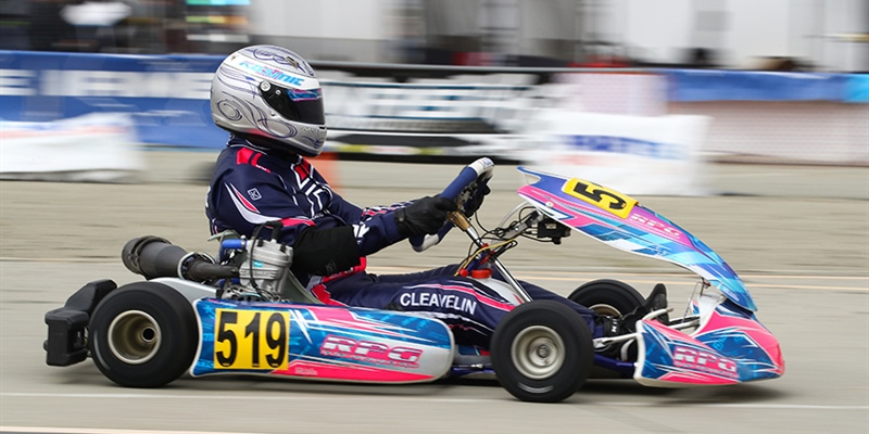 Round Four of the Superkarts! USA flagship regional program contested at Monterey Bay Karters home...
