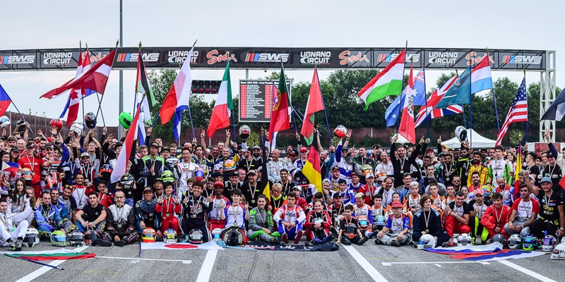Sodi World Finals 2019: the success story continues in Lignano