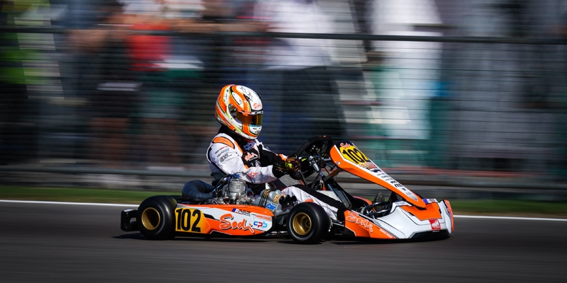 French karting champion Emilien Denner will take his first steps in Single-seater racing