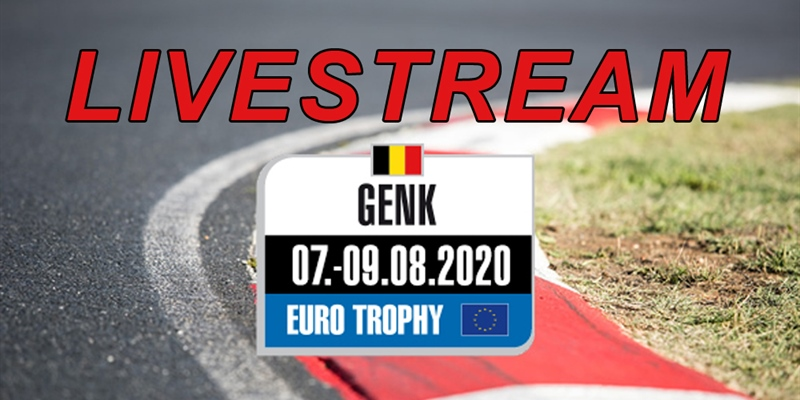SUNDAY LIVESTREAM: Rotax Max Euro Trophy is back to racing this weekend!