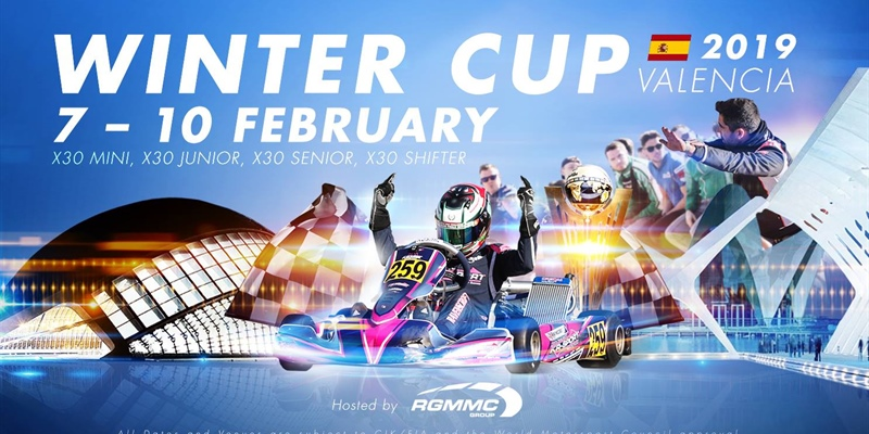 Livetiming and results IAME X30 Wintercup Valencia by RGMMC