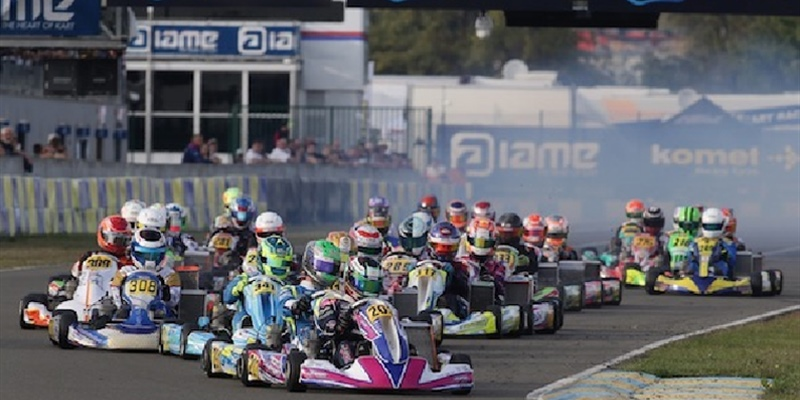 Everything still up for grabs in the IAME International Final!