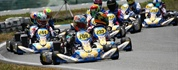 Podium Jaiden Pope in Rotax Max Grand Finals Brazil, Team Australia runner-up in the Nations Cup