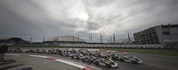 Qualifying heats at the WSK Final Cup in Adria (I)