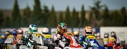 Parolin Racing Kart - European Championship, Zuera (ESP) - Pole position and top six in OK-Junior in...