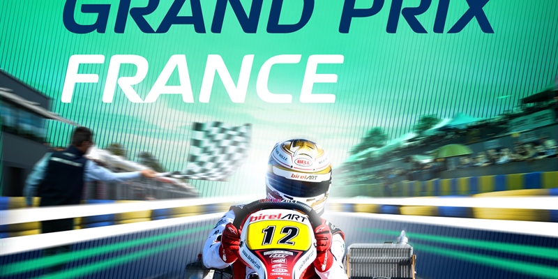 Two European titles to be won on the Le Mans circuit