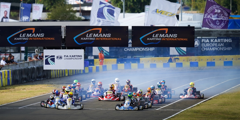 Pressured Qualifying Heats at Le Mans