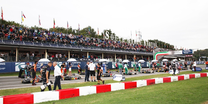 The World Championship in Lonato ended with a great success in terms of drivers and spectators...