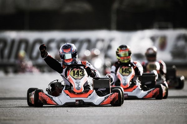 Line-up Sodi Kart Racing Team for 2020 season
