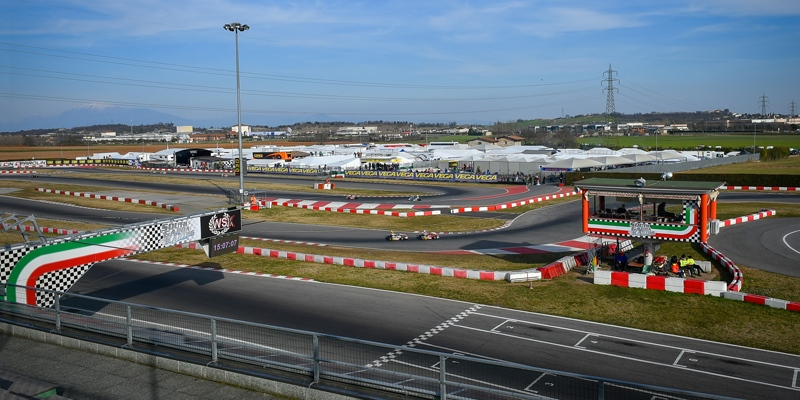FIA World Championships moved from Le Mans to Lonato