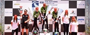 Extraordinary triple podium for Sodi in the European Championship at Sarno