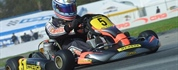 "Alessandro Manetti: ""This is the first time that the kart racing world has been confronted with such..."