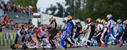 CRG at the 24 Hours Karting of Le Mans on September 29th-30th.