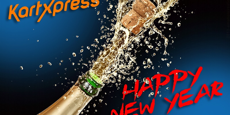 Happy New Year! KartXpress.com wishes you a healthy and fantastic 2019