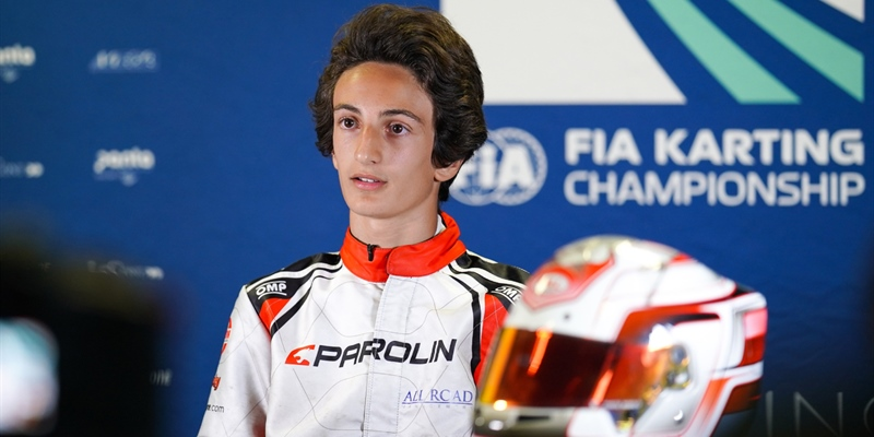 Karting-talent Gabriele Mini to race with Prema in Formula 4