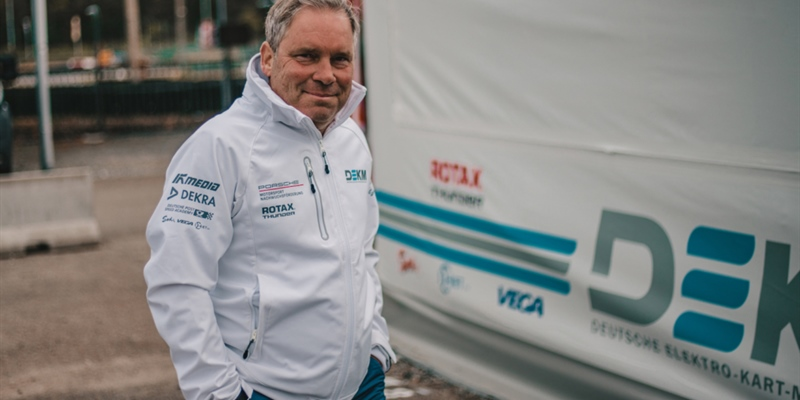 """great progress in the technical field"" – DEKM Promoter Oliver Schielein talks about the upcoming..."