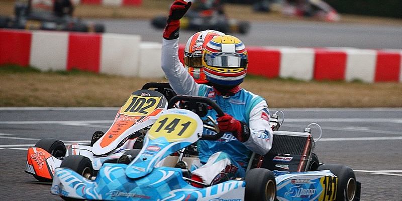The king of Lonato! KZ2 victory to Ben Hanley, while Hannes Janker won OK, Paul Aron OK-Junior and...