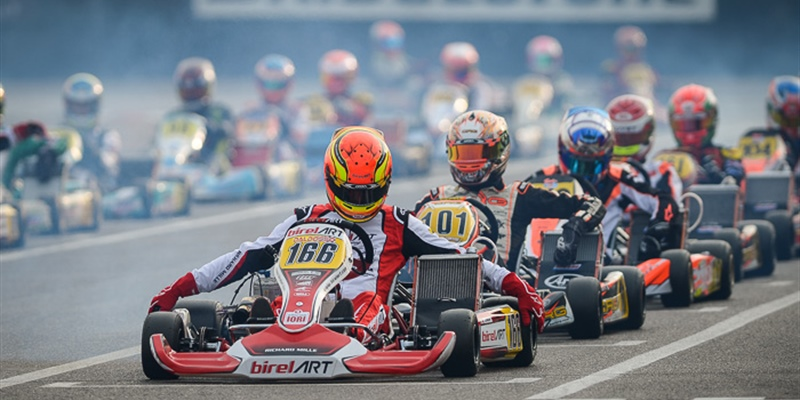 Birel ART: a fresh and promising Wintercup Lonato