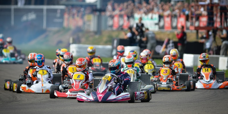 4000 spectators in Genk! Hajek crowned as World Champion in KZ1, Vigano triumphed in International...