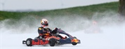 Max Verstappen and Pierre Gasly! Go Karting On Ice!