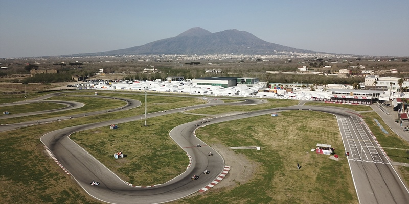 Livestreaming WSK Super Master Series 2019 Sarno