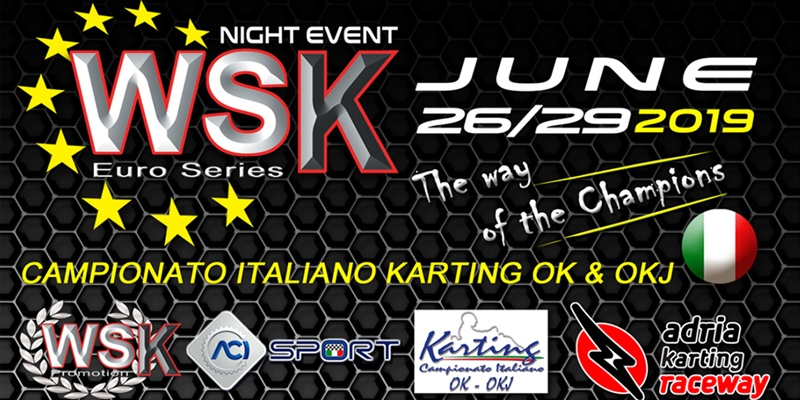 Final round of the WSK Euro Series in Adria (I)