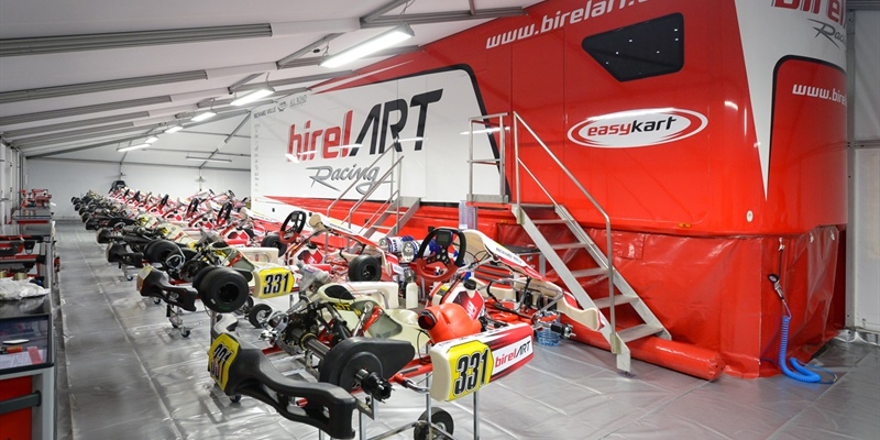 Birel ART successful on its 60th anniversary + LINE-UP 2019