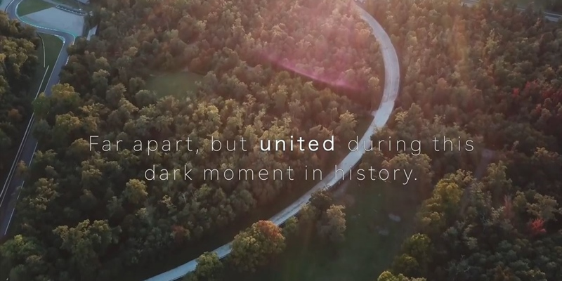 WSK Promotion: Far apart, but united during this dark moment in history, the video