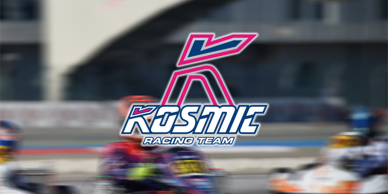 2019 International Karting season kicks off in Adria for Kosmic Racing Department