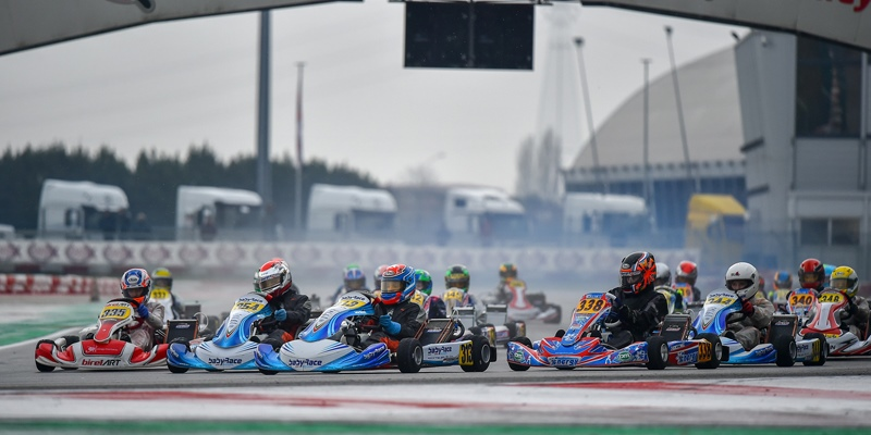 Follow the Live streaming of the battles from WSK Super Master Series at Adria.