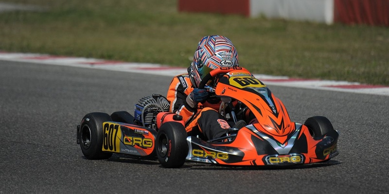 Kart CRG - The WSK Master is over in Lonato