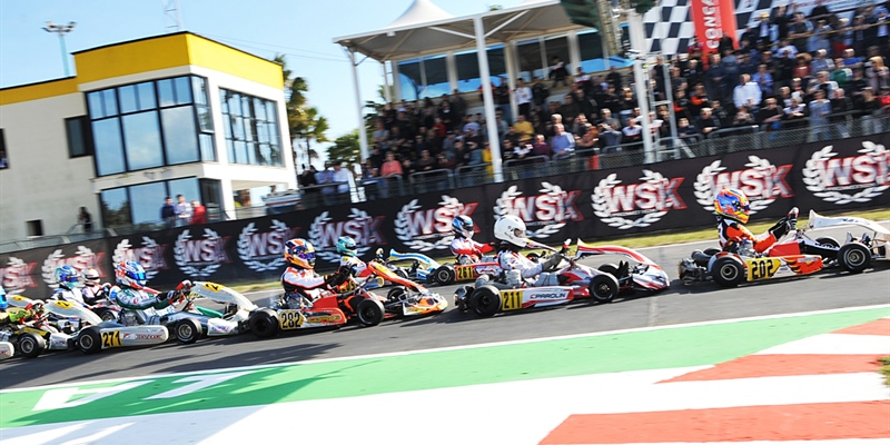 Switches on top of WSK Super Master Series classifications, after the 3rd round in Muro Leccese (I)