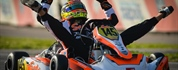 Great victory Bas Lammers at Sarno and double in the WSK Super Master Series