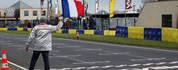 Livetiming and results: WSK Euro Series Round 2 qualifying in Angerville (F)