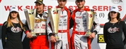 Great spectacle and new protagonists at the WSK Super Master Series in Lonato