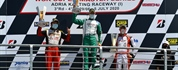 Tony Kart Racing Team starts again with 2 titles and 4 victories