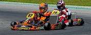 Positive work for the CRG Team in the KZ Class at the WSK in Adria