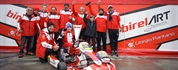 Birel ART Racing Team strong in WSK: Camara wins in OK-Junior as the season starts at Adria