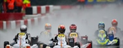 Wet and hard-fought Finals at the opener of WSK Euro Series