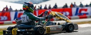"Double podium for Tony Kart on the occasion of the WSK ""Euro"""