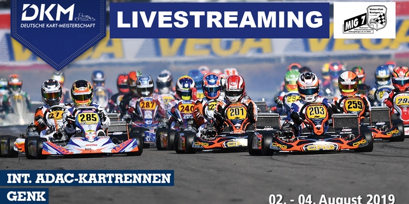 Sunday livestream of the DKM races in Genk, First decisions possible in Belgium