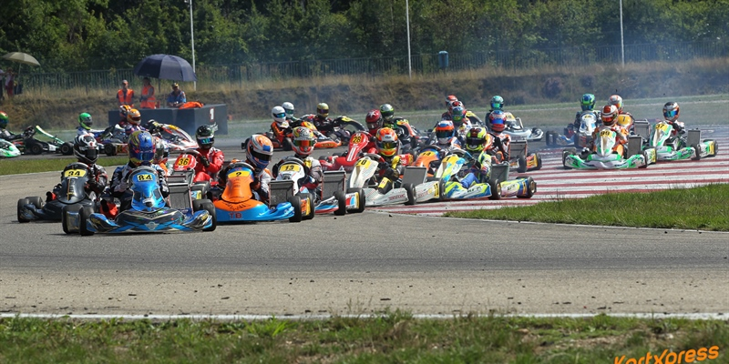 Championships in the DKM stay exciting, New winners and thrilling fights in Genk (BEL)