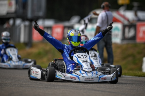 Jasin Ferati dominates at DEKM half-time in Genk