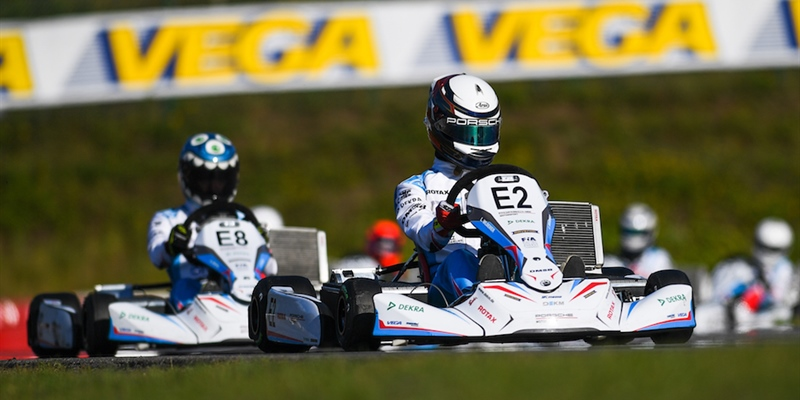 Highlights of the German Electric Kart Championship (DEKM) Final at Oschersleben