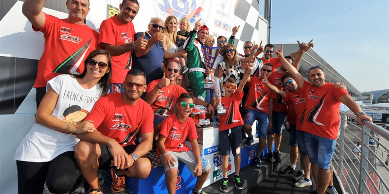 KGT Racing is proud of being chosen by NF Sports and by Rubens Barrichello as staff dedicated to...